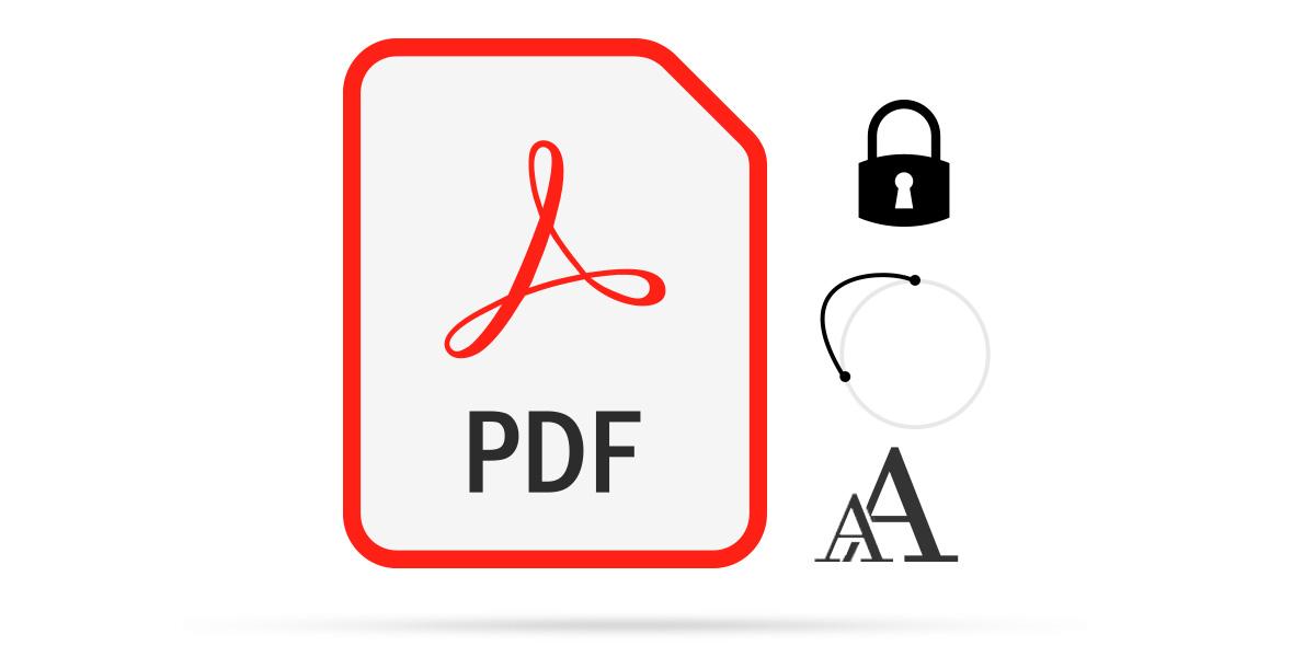 Vastly Improved PDF Export