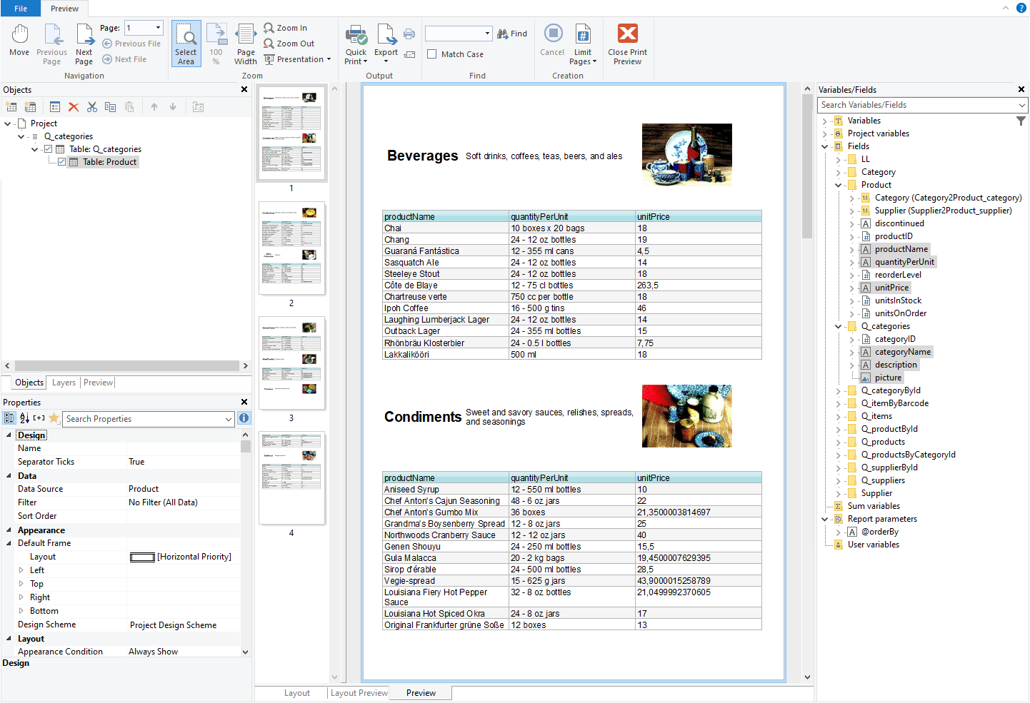 New GraphQL Data Provider for List & Label