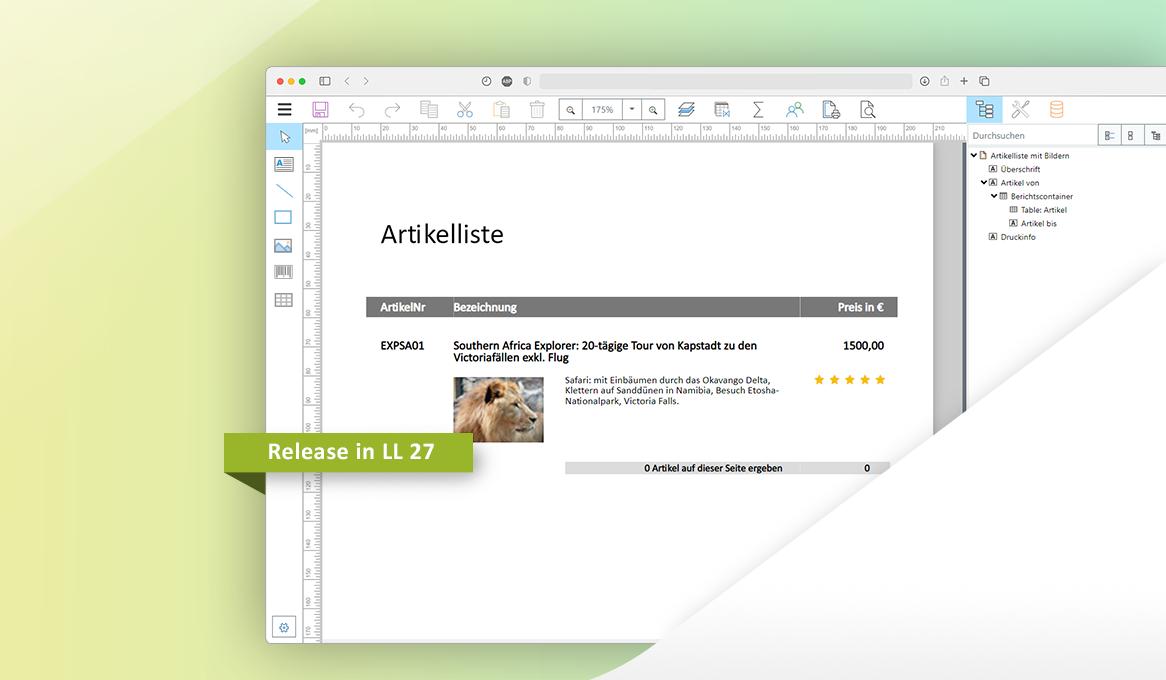 Making-of: Web Report Designer in Development Part II